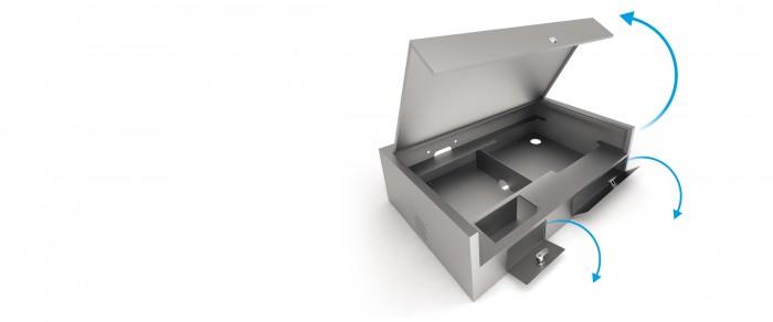 Box NCR 6628