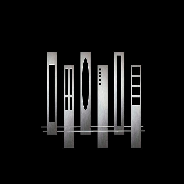 Stainless steel - INOX - frames